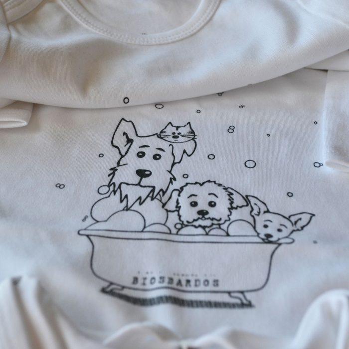pelele-body-pijama-bebe-eco-perro-gato
