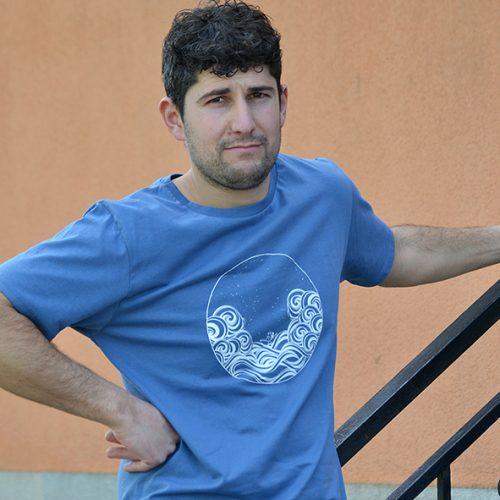 camiseta-hombre-algodon organico
