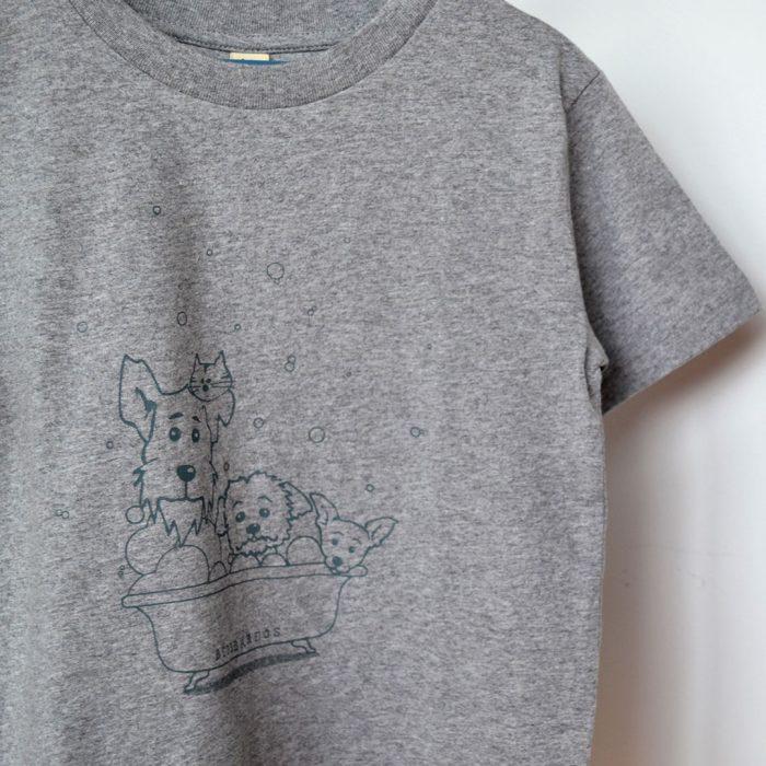 camiseta-nino-eco-perro-gato-biosbardos