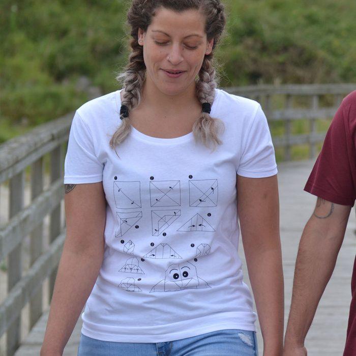camiseta-mujer-pinguino-eco
