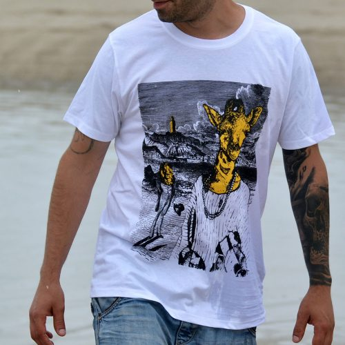 camiseta-eco-hombre-galicia-africa-jirafa