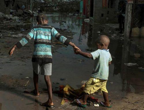 Crowdfunding de ayuda a Mozambique