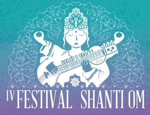 Festival de yoga Shanti Om, Santa Comba – Del 14 al 16 de junio