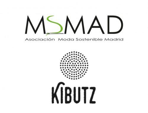 Somos parte de la Asociación de Moda Sostenible de Madrid y Kibutz Cooperativa Galega