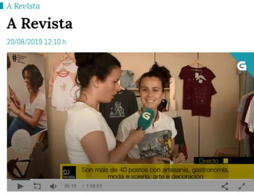 Farrapos e contos en A Revista (TVG)