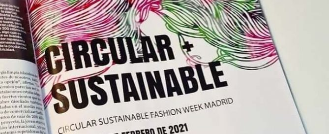 circular sustainable fashion week madrid