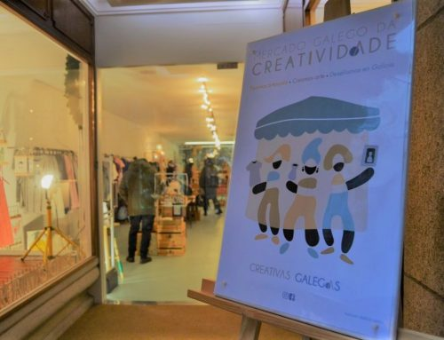 Mercado Galego da Creatividade: Novo Punto de Recollida