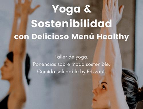Moda Sostenible y Yoga: 25 de Septiembre en Barcelona